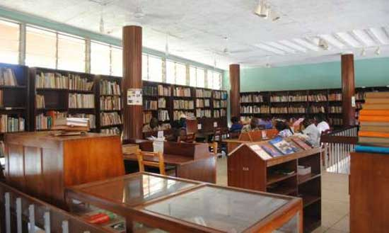 Commission on library will improve lives