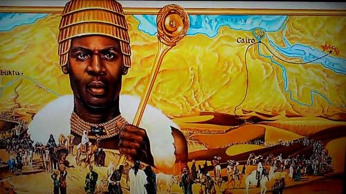 Fundraising Campaign - Mansa Musa Epic Theatre Production