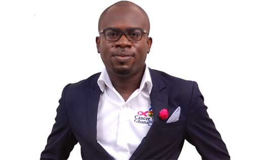 Dr. Nyarkotey Nominated for Forty Under 40 Achievers Award