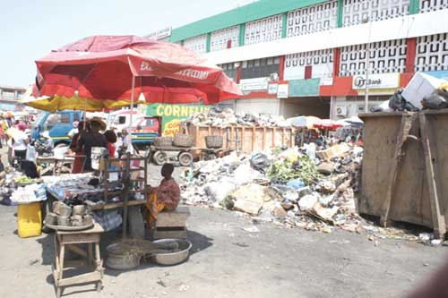 Why Accra may never become the cleanest city in Africa
