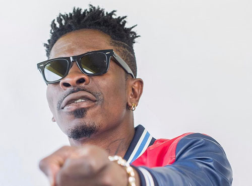 I don't respect anyone in Ghana - Shatta Wale. File image - Shatta Wale