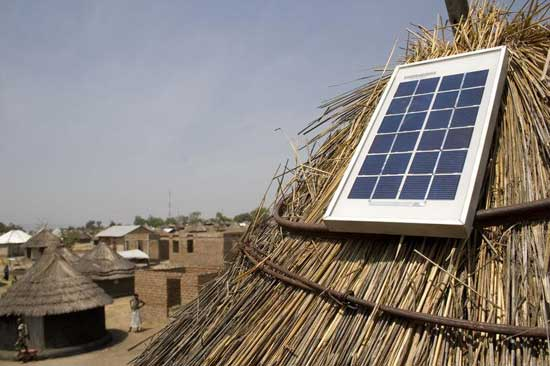 Beyond light, solar startup seeks to plug in rural homes in Africa | Reuters