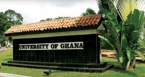 THE TRUE, DOCUMENTED AND AUTHORITATIVE HISTORY OF THE UNIVERSITY OF GHANA