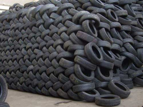 Importation of second-hand tyres; Need for stringent standards