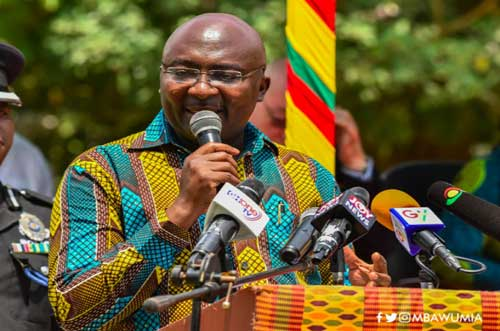 Reconnecting Africa, Diaspora Key To Accelerated Development – Vice President Dr Bawumia speaks at the 150th anniversary of the birth of Dr W.E.B Du Bois in Accra on Monday February 19, 2018.
