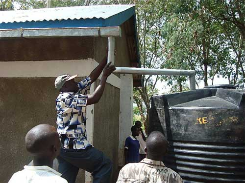 Expedite action on adoption of Water Harvesting Systems. image credit - waterforeveryone