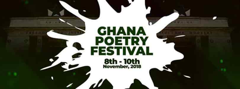 5th Annual Ghana Poetry Festival Official Launch!