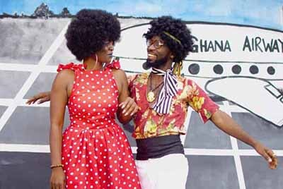 Bisa Kdei - Sister Girl (Official Video)