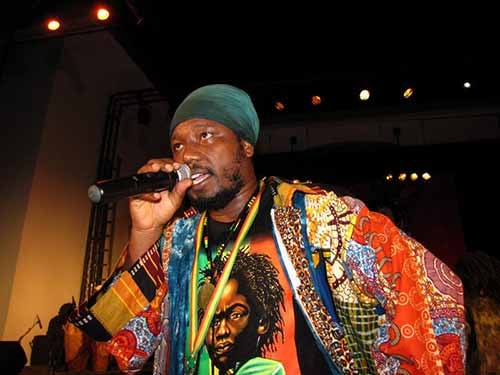 Grammy award is a done deal — Blakk Rasta