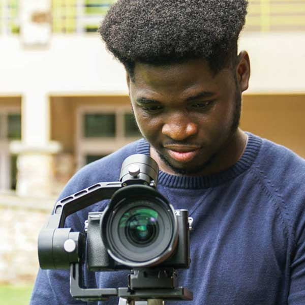 Meet the Ghanaian filmmaker who worked on Beyoncé's Black is King