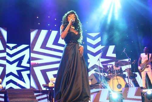 Efya's Girl Talk was the 'Loudest' concert