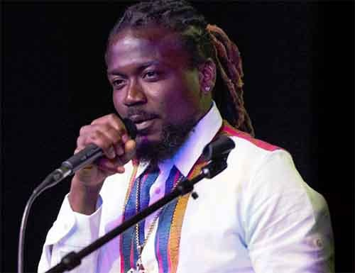 Ghana must decriminalize the use of weed - Samini