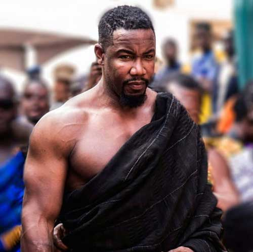 Jai White: US actor writes about negative reaction to Ghana visit
