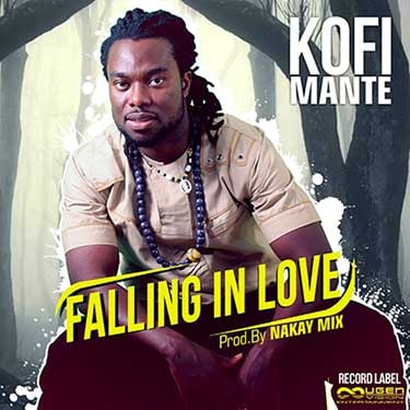 Kofi Mante - Falling In Love (Prod By Nakay Mix)