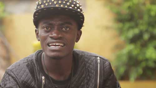 File image - Kwadwo Nkansah, popularly known as Lil Win.