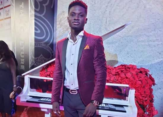 Kuami Eugene won three awards on the night; Highlife Artiste of the Year, Producer of the Year and Album of the Year