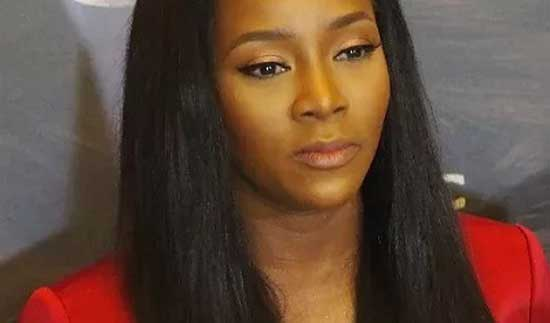 Nigerian film director and actor Genevieve Nnaji