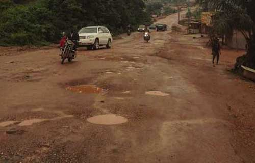Obuasi residents to protest bad Obuasi to Kumasi Roads