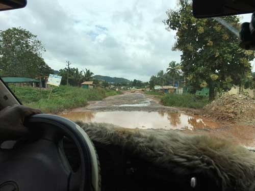 Obuasi to Anwia-Nkwanta road hits the spotlight