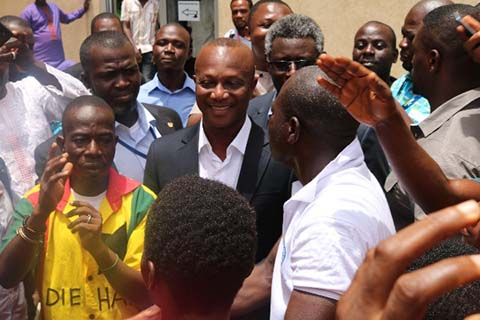 After the rousing welcome for Kwasi Appiah, what next?