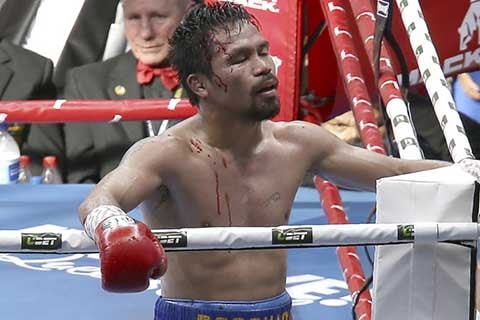 Boxing Legend Manny Pacquiao Stunned by Austrailian Underdog