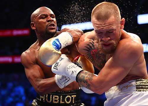 Full Fight: Floyd Mayweather vs Conor McGregor