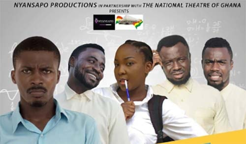 NATIONAL THEATRE TO ROAR WITH LAUGHTER WITH NATIONAL SCIENCE AND MATHS QUIZ DRAMA