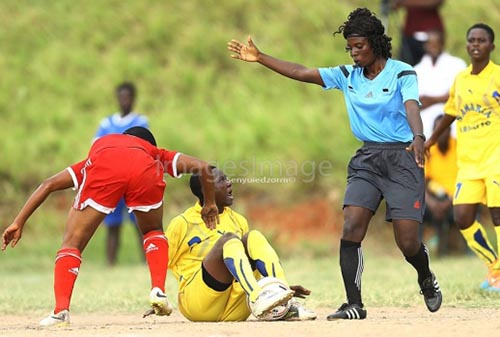 NWL Match Day 1 Roundup: Ampem Darkoa, Hasaacas Ladies start new season on bright note. Photo - S. A. Adadevoh