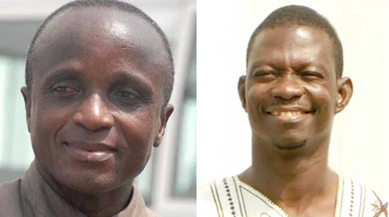 Mr Abuga Pele, a former National Coordinator of the defunct Ghana Youth Employment and Entrepreneurial Development Agency (GYEEDA), and Mr Phillip Akpeena Assibit, a businessman were recently sentenced to a total of 18-years in jail.