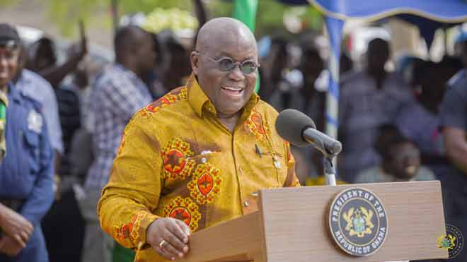'Small scale mining is preserve of Ghanaians' – Akufo-Addo
