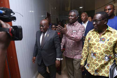 """Commitment To Banish Galamsey Remains Resolute And Immutable"" – President Akufo-Addo"