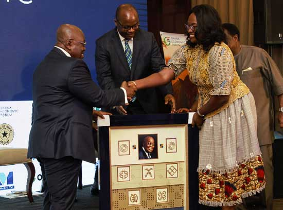 Video: 'Habits, sins of past economic managers no more being visited on Ghanaians' - Akufo-Addo