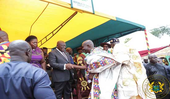 President Akufo-Addo Applauds Decision To Name U.E.N.R After Prime Minister Busia