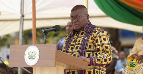 """No Charging of Illegal or Unapproved Fees"" – President Akufo-Addo to SHS Heads"