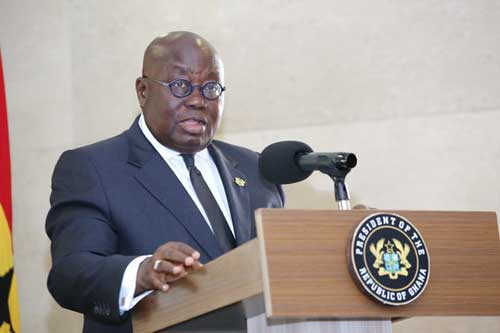 President Akufo-Addo is a confused man - still dancing around vague rhetoric