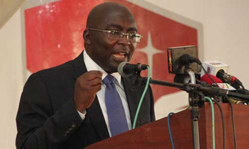 Cedi's depreciation slowest in 18 months since 1993 - Bawumia