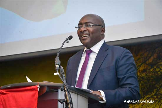 By Next Decade If You Are Not In Ghana, You Are Not In Africa – Bawumia To Canadian Investors