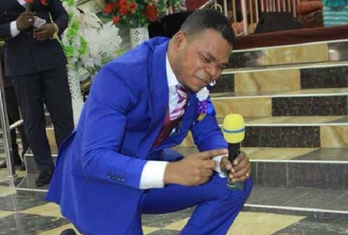 Bishop Obinim makes congregants openly confess their sexual sins (VIDEO)