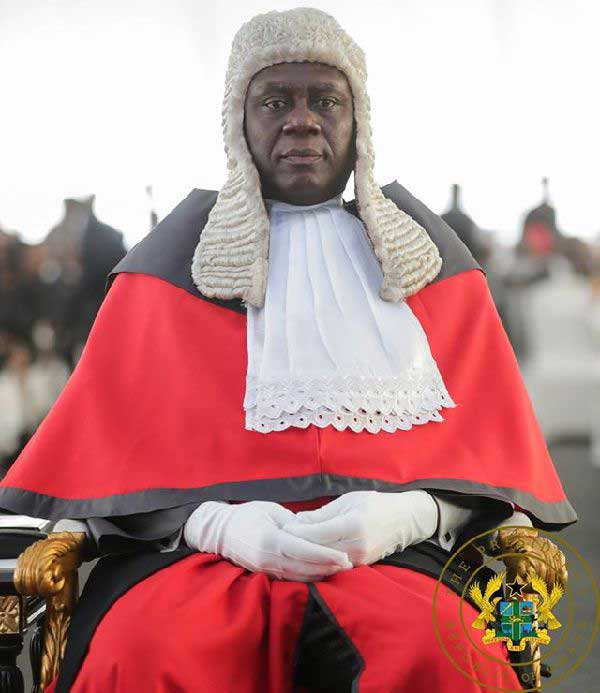 Chief Justice Anin Yeboah