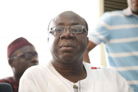 Blay wins NPP's National Chairmanship race