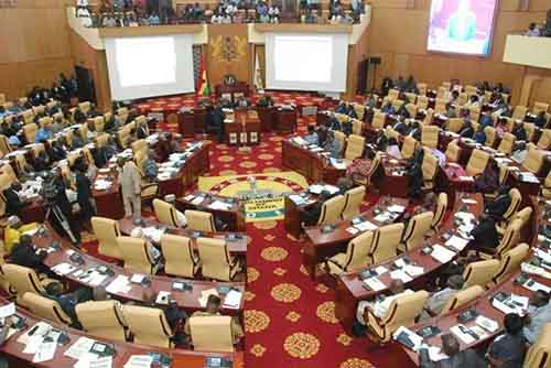Parliament sets up a 5-man committee to probe 'cash-for-seat' saga