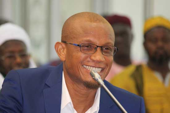 File image -  Minister for Inner City and Zongo Development, Dr. Mustapha Abdul-Hamid