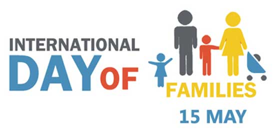 International day of the family and why it is important to celebrate family and its benefits