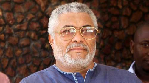 Ex-President Rawlings turns down proposal to name varsity after him