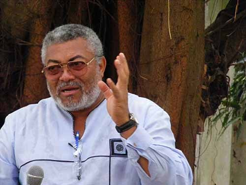 I will jail three people a week if... - Rawlings - File image