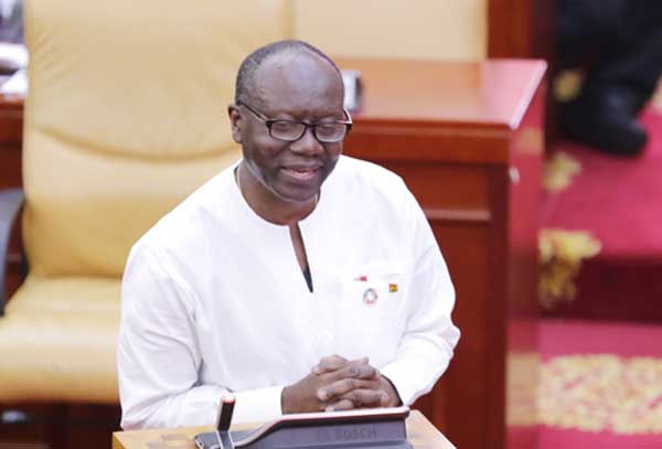 Budget 2019: 'Luxury tax' for GH¢10,000+ income earners reviewed
