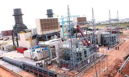 File image - A Volta River Authority (VRA) thermal plant at Kpone