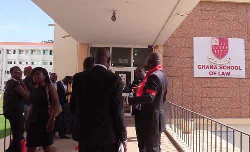 Ghana: Angry Law Students give General Legal Council 30 days to re-mark exam papers