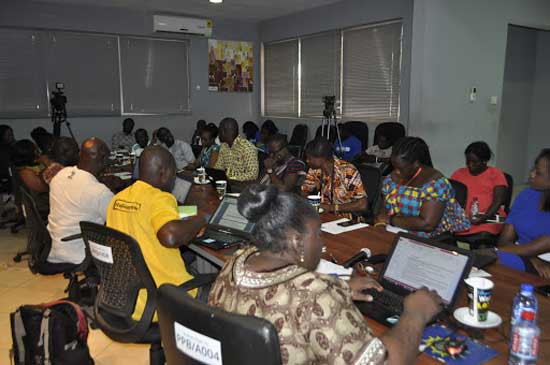 Penplusbytes engages News Editors in Northern Half of Ghana to set agenda on PWD issues during elections 2020