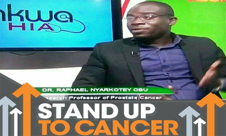 THE CASE FOR DECLARATION OF 'FATHERS DAY' AS NATIONAL PROSTATE CANCER DAY IN GHANA